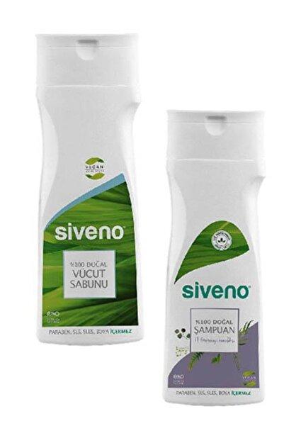 Siveno Doğal Vücut Sabunu + 7li Fitoterapi Kompleksi 300 ml