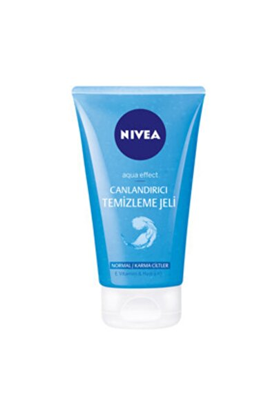 Nivea Canlandırıcı Yüz Temizleme Jeli Normal Ciltler Için 150 ml