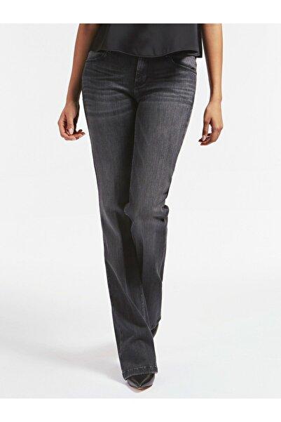 Guess Kadın Pantolon Füme