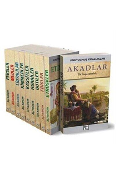 Halk Kitabevi Unutulmuş Krallıklar Seti 10 Kitap