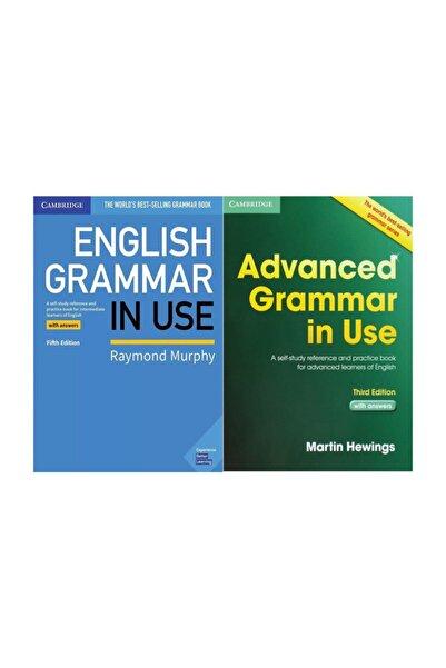 Cambridge University Press Grammar In Use 2'li Set (english+advanced)