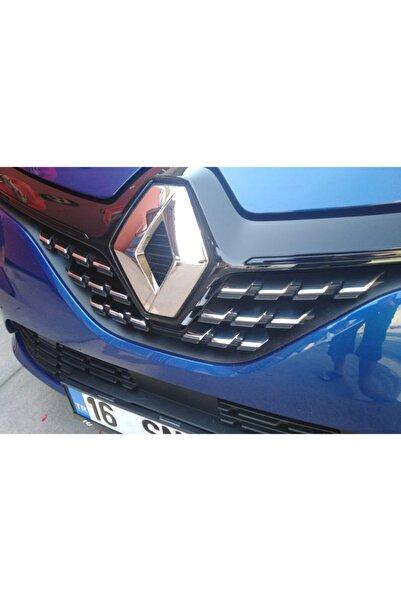 ArkGrupOtomotiv Renault Clio 5 Hb - Ön Panjur Krom