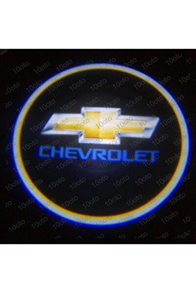 10oto Chevrolet Pilli Kapi Alti Hayalet Logo
