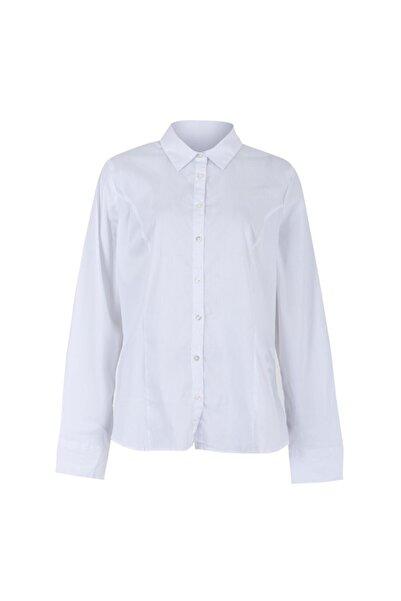Vero Moda 10074424 Kadın Gömlek Beyaz