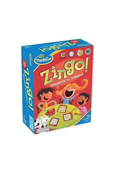 ADORE OYUNCAK Thinkfun Zingo ! Türkçe Eğitici Tombala Akıl Zeka Oyunu