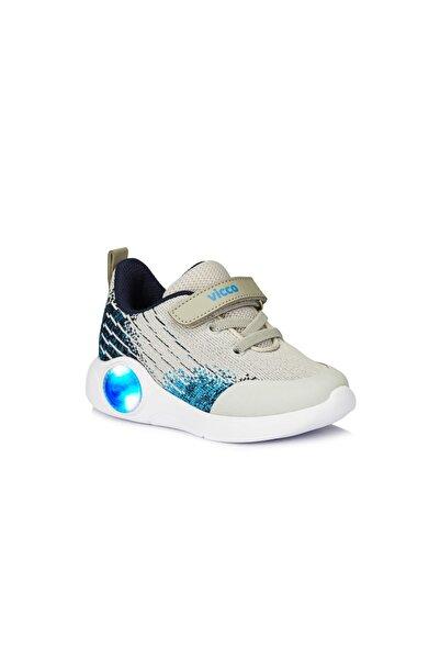 Vicco Neo Erkek Bebe Gri Spor Ayakkabı