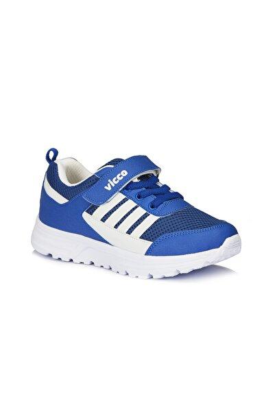 Vicco Yamato Erkek Çocuk Saks Mavi Spor Ayakkabı