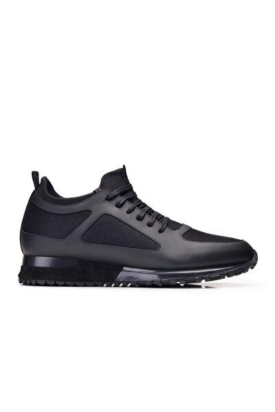 Nevzat Onay Siyah Sneaker Erkek Ayakkabı -11980-