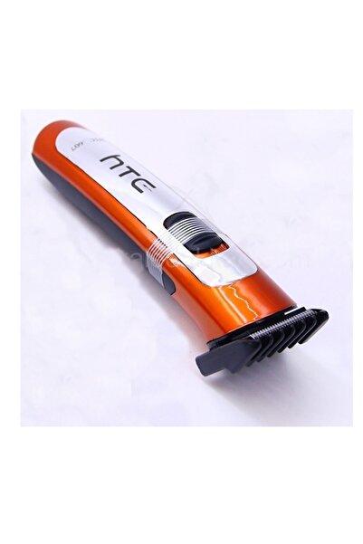 HTC Şarj Edilebilir Tıraş Makinesi -8607 Traş Makinesi