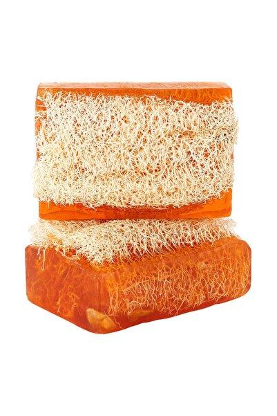 The Soap Factory Dogal Kabak Lifli Bal Ve Sütlü Sabun 100 gr