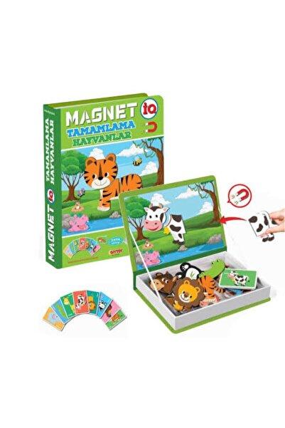 DIY Toys Magnet Tamamlama Hayvanlar