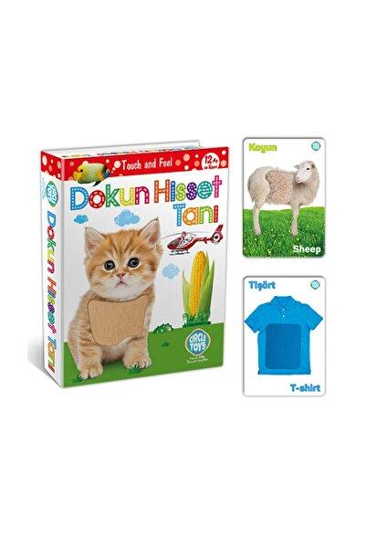 Circle Toys Dokun Hisset Tanı Eğitim Kartları, Zeka Kartları