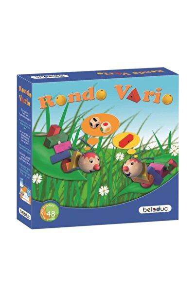 Beleduc Rondo Vario Tırtıl Dizme Oyunu