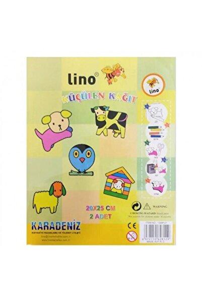Lino Küçülen Kağıt 20*25 Cm (1 Paket 2 Adet Kağıt Içerir)