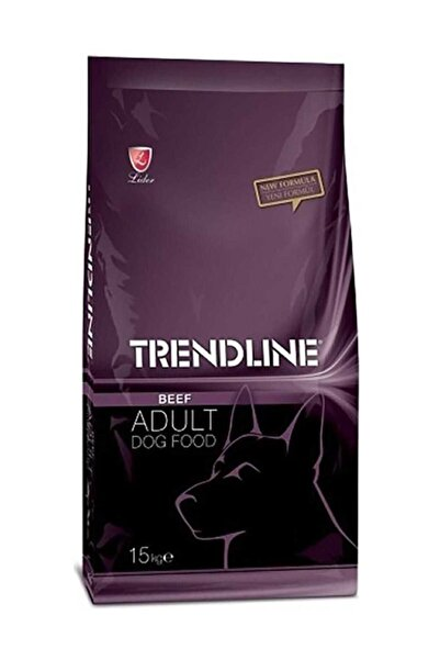 Trendline Biftekli Yetişkin Kuru Köpek Maması 15 Kg (yeni Formül) Skt:02.2022