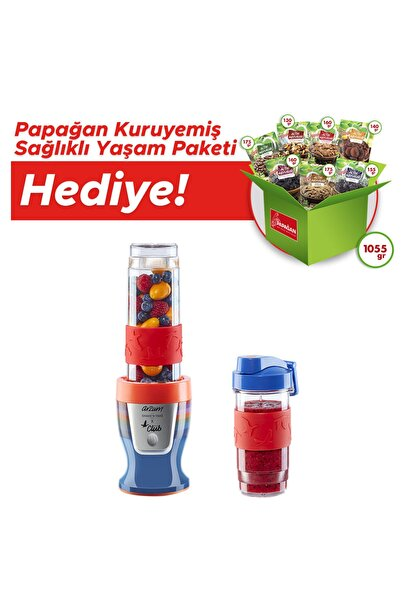 Arzum Ar1093 Beymen Club Shake'n Take Kişisel Smoothie Blender