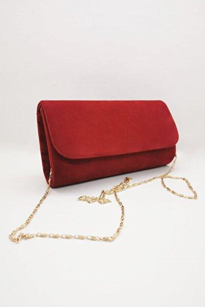 Sapphire Çanta Sapphire Elegant Kırmızı Abiye Çanta