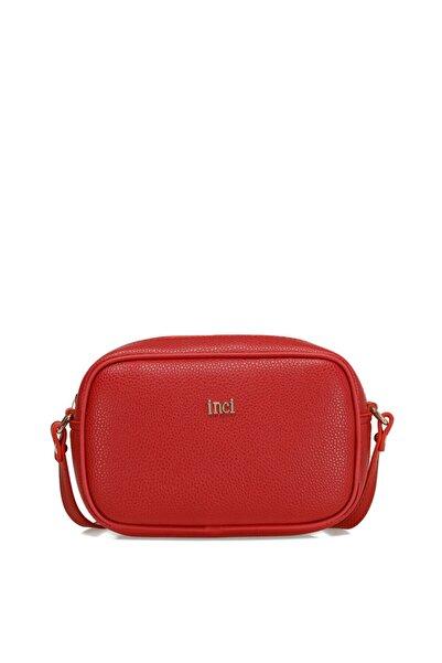 İnci Marco Kırmızı Kadın Çapraz Çanta