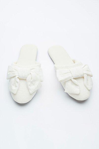 Penti Kar Beyaz Bride Jaq Terlik