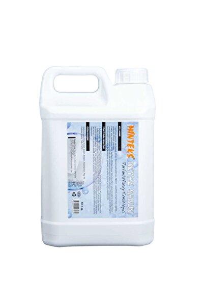 Minteks Beyaz Sabun Kokulu Yüzey Temizleyici 5 lt