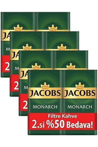 Jacobs Monarch Filtre Kahve 2 X 500 gr  4'lü Set  4 kg