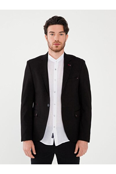 MCL %100 Pamuk Slim Fit Ceket