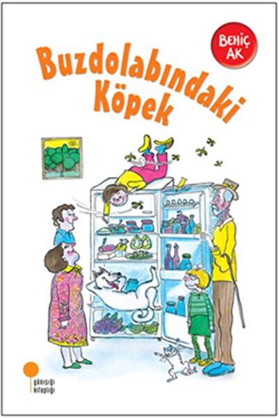 Günışığı Kitaplığı Buzdolabındaki Köpek