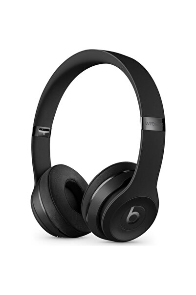 Beats MX432EE/A Mat Siyah Solo3 Wireless Kulaklık