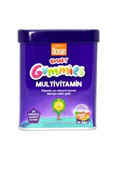 Ocean Smart Gummies Multivitamin 64 Adet Çiğnenebilir Jel