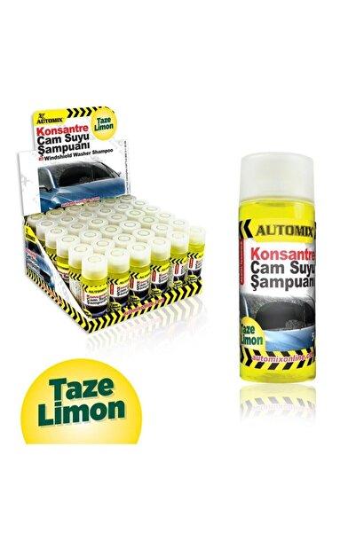 Automix Taze Limon Cam Suyu Şampuanı 50 Ml