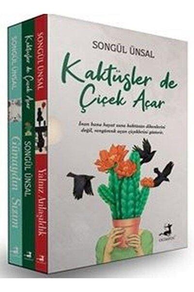 Olimpos Yayınları Songül Ünsal Seti 3 Kitap Takım