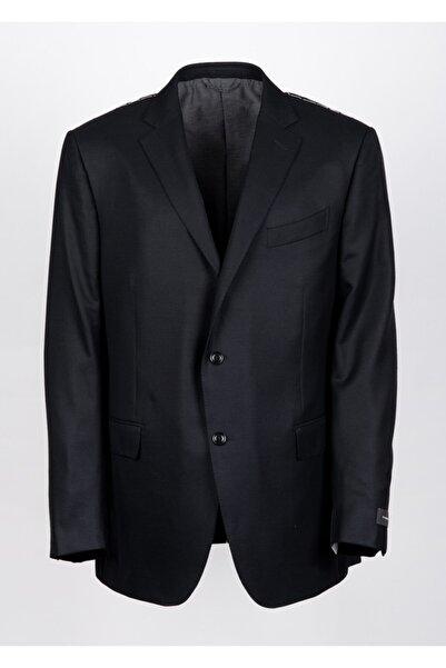 Ermenegildo Zegna Erkek Siyah Ceket