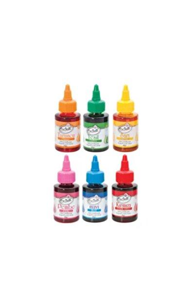 Dr. Gusto Sıvı Gıda Boyası 6lı 60gr X 6