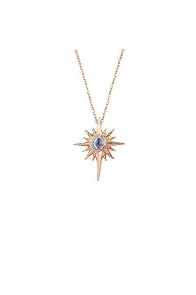 Stella Stela 100 Dilde Seni Seviyorum Kolye Kutup Yıldızı