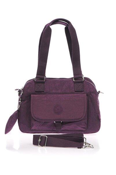 SMART BAGS Smb1122-0027 Mor Kadın Omuz Çantası