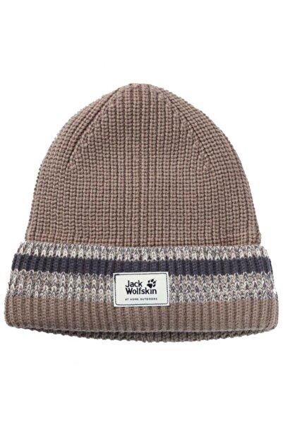 Jack Wolfskin Knit Cap Unisex Bere - 1907991-5110