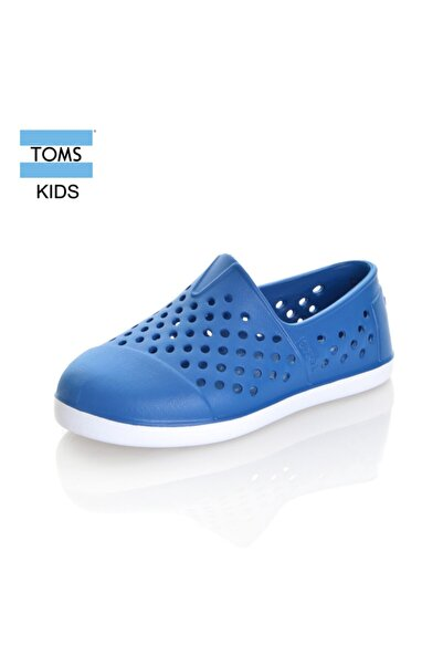 Toms Mavi Erkek Slip On / Bağcıksız 10010624 Romper Blue Eva Injectıon Tn Clsc Romp