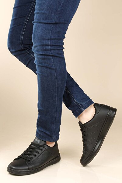 FAST STEP Siyah Erkek Sneaker Ayakkabı 923ma41fst