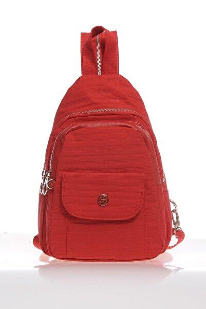 SMART BAGS Smb3020-0019 Kırmızı Kadın Sırt Çantası