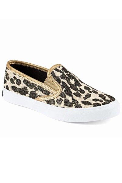 Sperry Top-Sider Seaside Günlük Kadın Ayakkabı Leopar