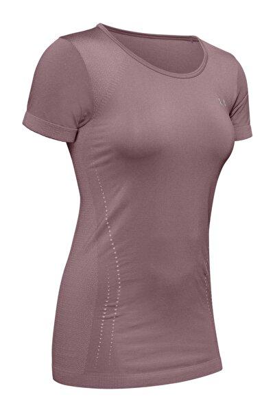 Under Armour Kadın Spor T-Shirt - Ua Seamless Ss - 1351604-662