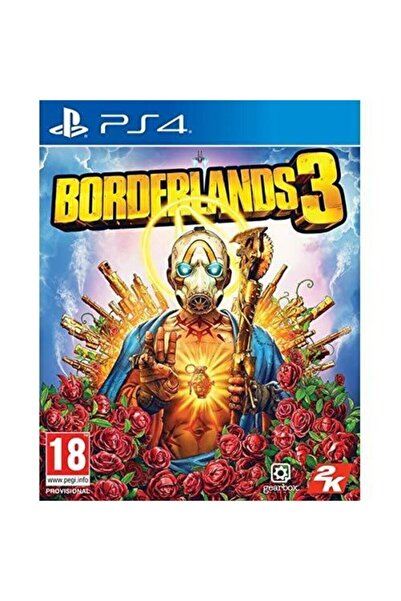 2K Games Borderlands 3 Ps4 Oyun