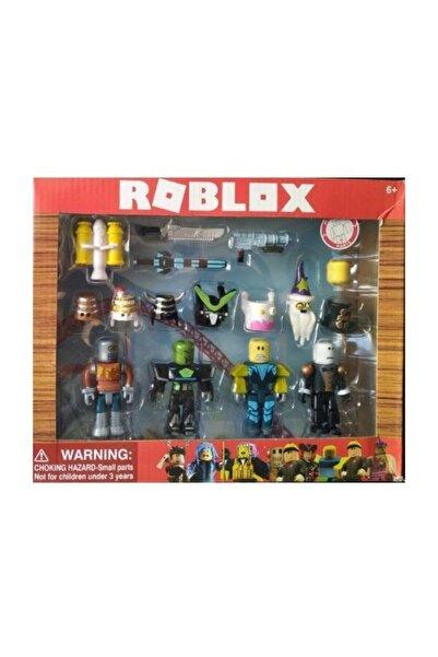 Roblox Oyuncak Figürleri Çok Parçalı Büyük Set Figür