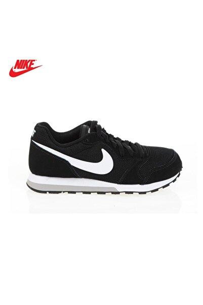 Nike Siyah Erkek Spor Ayakkabı 807316-001 Nıke Md Runner 2 (Gs) Black/whıte-wolf Grey