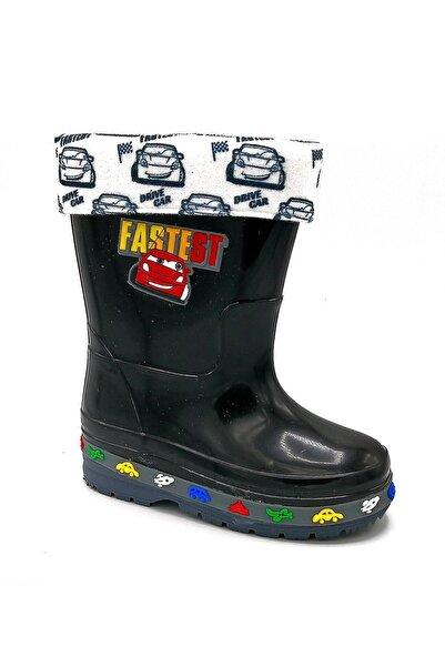 GEZER Siyah Çocuk Yağmur Çizmesi Nm12312007