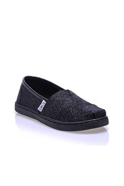 Toms Unisex Çocuk Siyah Ayakkabı 10002865