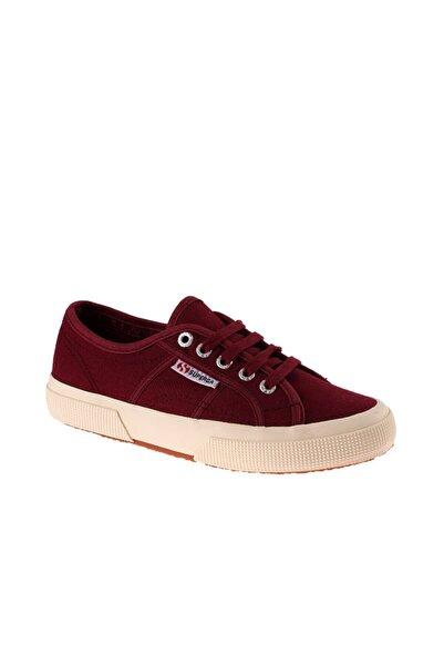 Superga Kids Unisex Bordo Sneaker Ayakkabı