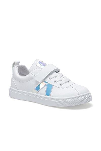 I COOL Verde Beyaz Kız Çocuk Sneaker Ayakkabı