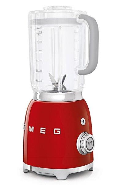 SMEG Kırmızı 50's Style Blender Blf01rdeu
