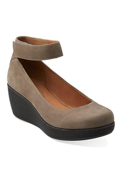 CLARKS Clarıbel Fame Dolgu Topuk Ayakkabı